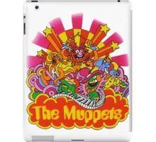 the muppets  iPad Case/Skin