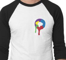 Blob Men's Baseball ¾ T-Shirt
