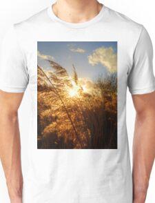 Marsh Sunset Unisex T-Shirt