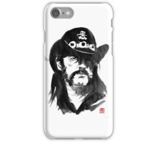 lemmy 02 iPhone Case/Skin