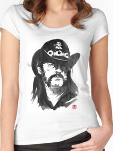 lemmy 02 Women's Fitted Scoop T-Shirt