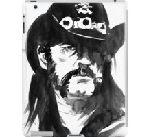 lemmy 02 iPad Case/Skin