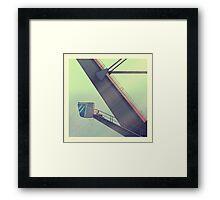 Shipyard Framed Print