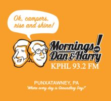 Mornings with Dan & Harry, KPHL 93.2 FM by Daniel Rubinstein