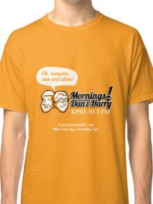 Mornings with Dan & Harry, KPHL 93.2 FM Classic T-Shirt