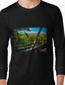 Dead Bridge Over A New River T-Shirt