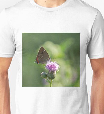 White-letter Hairstreak Butterfly Unisex T-Shirt
