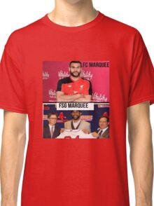 LFC marquee signing/FSG's marquee signing Classic T-Shirt