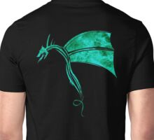 Tribal Life - Wyvern - emerald Unisex T-Shirt