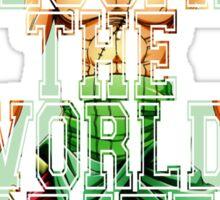 Zoro Quote One Piece  Sticker