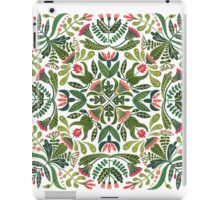 Little red riding hood - mandala pattern iPad Case/Skin