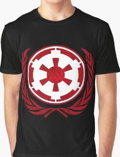 Galactic Empire Emblem Graphic T-Shirt