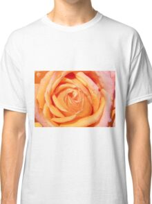 Heart Of The Rose Classic T-Shirt