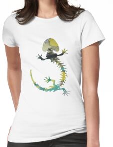 Cryptobranchus  Womens Fitted T-Shirt