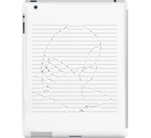 FACEPALM TEXT VERSION iPad Case/Skin