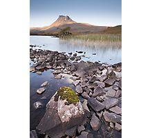 Loch Lurgainn Photographic Print