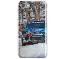 Ken Block Snow Hooning iPhone Case/Skin