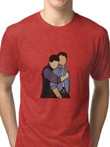 Janto - Minimalist Tri-blend T-Shirt