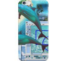 Island Vaporwave iPhone Case/Skin
