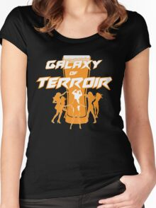 Galaxy of Terroir Women's Fitted Scoop T-Shirt