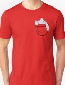 POCKET PERSONAL HEALTHCARE COMPANION Unisex T-Shirt