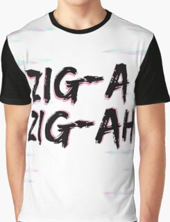 Zig-A Zig-Ah Graphic T-Shirt
