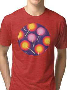 Lollipops Tri-blend T-Shirt
