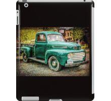 Ford Pickup iPad Case/Skin