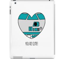 Star Wars - Love  iPad Case/Skin