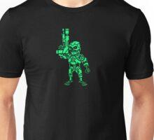 CYBORG PERK Unisex T-Shirt