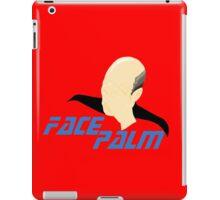 Facepalm  iPad Case/Skin