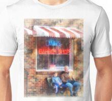 Neighborhood Barber Shop Unisex T-Shirt
