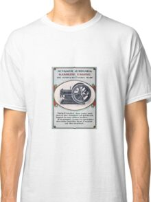 Historical poster Classic T-Shirt
