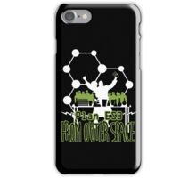 Plan ESB From Outer Space iPhone Case/Skin