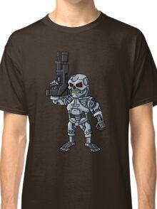 TIME TRAVELING CYBORG Classic T-Shirt