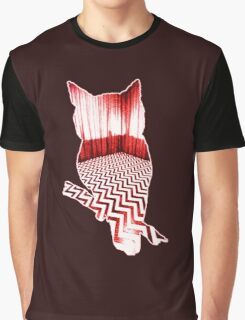 Twin Peaks Owl Graphic T-Shirt