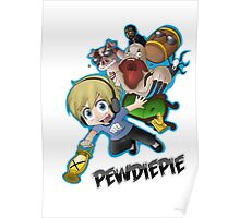 <3 Pewds and Monsters <3 Poster