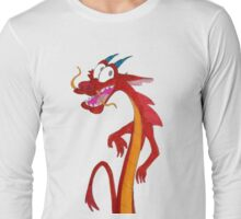 Mushu Long Sleeve T-Shirt