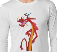 Mushu Long Sleeve T-Shirt
