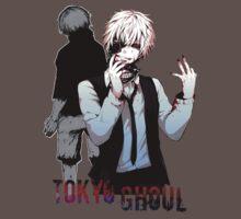 Kaneki ken - Tokyo Ghoul One Piece - Short Sleeve
