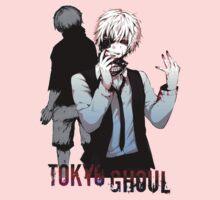 Kaneki ken - Tokyo Ghoul Kids Tee