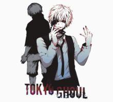 Kaneki ken - Tokyo Ghoul Baby Tee