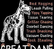 Great Dane Lover by tien1311