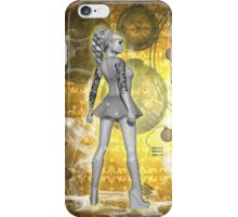Whispers in Time iPhone Case/Skin