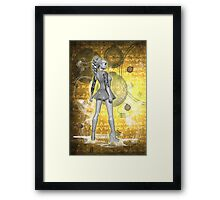 Whispers in Time Framed Print