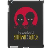 The Adventures of Saitama & Genos iPad Case/Skin