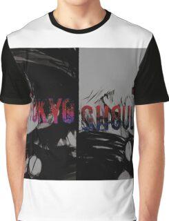 Kaneki ken - Tokyo Ghoul 003 Graphic T-Shirt