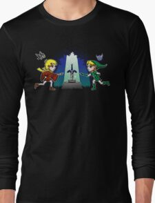 Master Sword in the Stone Long Sleeve T-Shirt