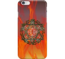 Pentacle of Gaia  iPhone Case/Skin