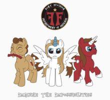 My Little Fringe Pony Baby Tee